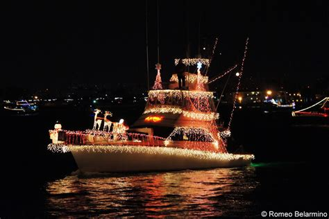 san diego bay parade of lights 5 festive things to do in san diego travel the