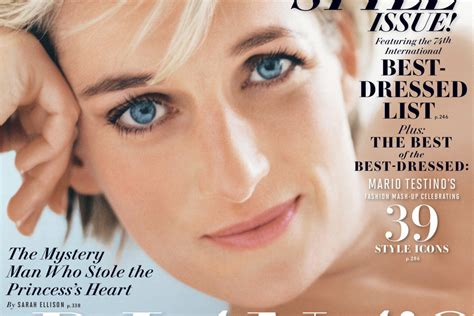 Princess Diana Vanity Fair by Princess Diana For Vanity Fair Is The Best September Cover