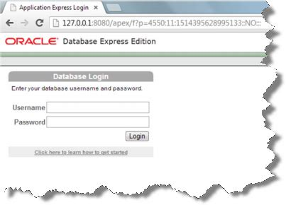 membuat database di oracle cara membuat user pada database oracle