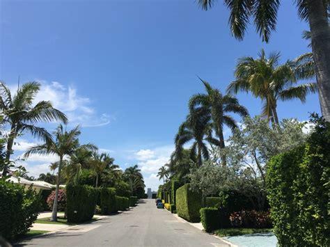 west palm floride touristes expositions city