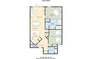 Star Island Resort Floor Plans by Club Wyndham Star Island