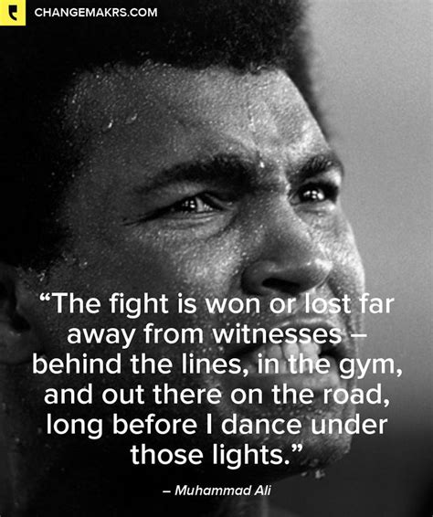 those lights quot the fight is won or lost far away from witnesses