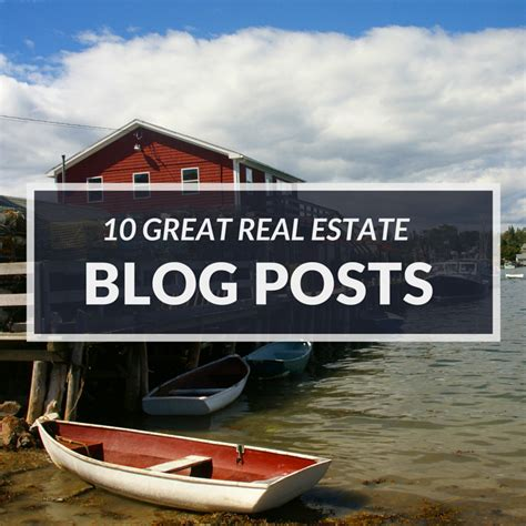 blog posts neonrealestate 10 great real estate blogs from june
