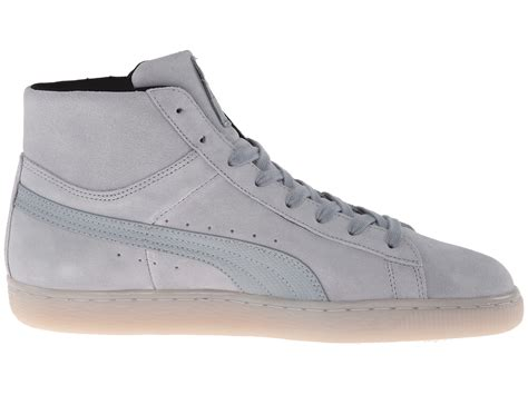 N O V E L Mid Suede suede classic mid rebel mix quarry black shipped