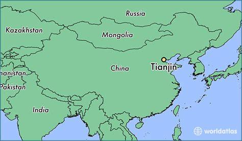 tianjin china map where is tianjin china where is tianjin china located in the world tianjin map