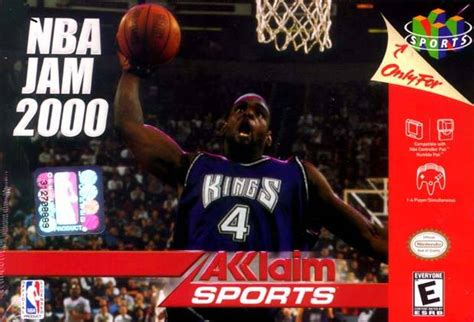 Mba Jam 3ds by Nba Jam 2000 Nintendo 64
