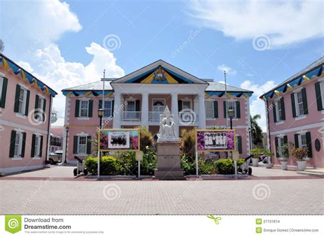 government house nassau government house nassau stock images image 27131814