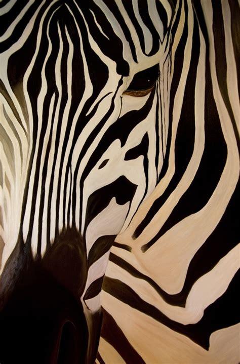 zebra paint zebra painting