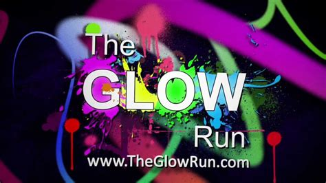 glow in the color run the glow run the most you can in the