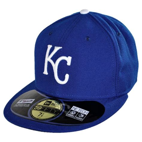 new era kansas city royals mlb 59fifty fitted