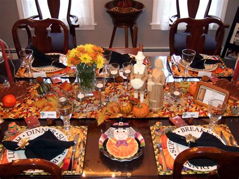 thanksgiving table set dining table setting dining table thanksgiving