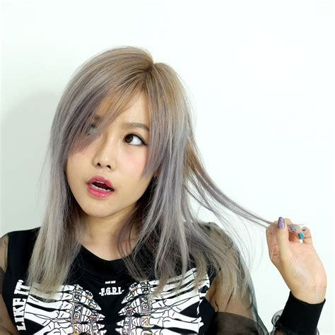 2 korean hair dye products to consider hair dye tips dvagoda com how i usually dye my hair asian ash blonde hair stella