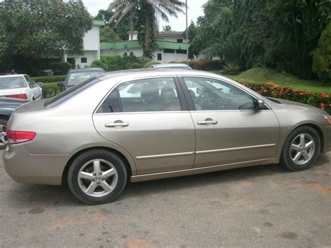 2003 honda accord forum used 2003 honda accord ex eod 6 loader leather interior v4 engine autos nigeria