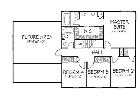 blueprint for house house 31751 blueprint details floor plans