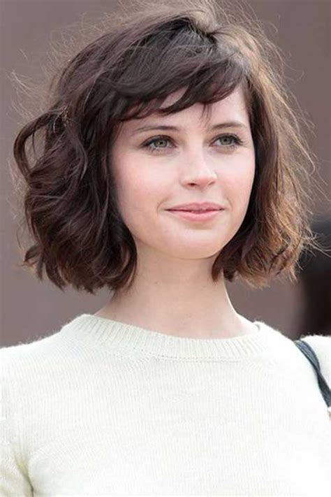 short hairstyles for thick hair no bangs 20 short haircuts for thick wavy hair short hairstyles