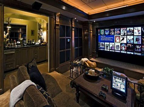 tech savvy media room ideas