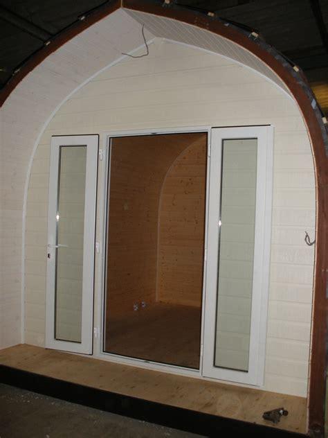 arched cabins uk garden rooms diy garden rooms self build garden rooms