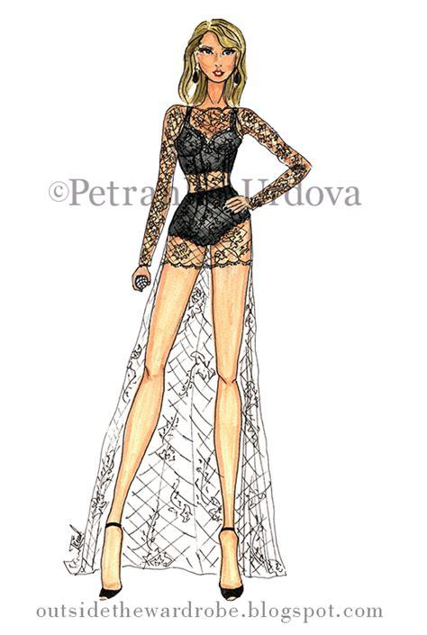 s secret fashion illustration outsidethewardrobe fashion illustration