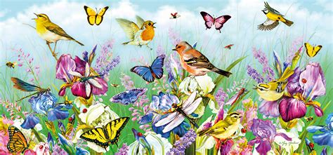 Jigsaw Puzzle Perre Butterfly World Map 1000 Pieces butterflies and blooms 636 jigsaw puzzle free
