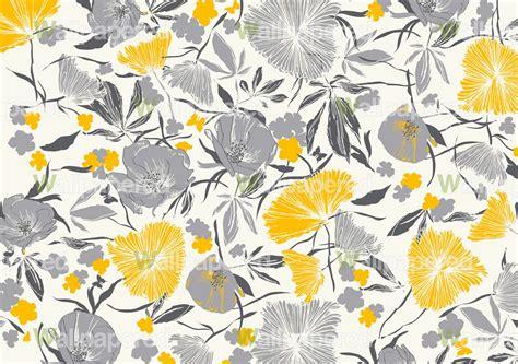 Grey and yellow wallpaper wallpapersafari