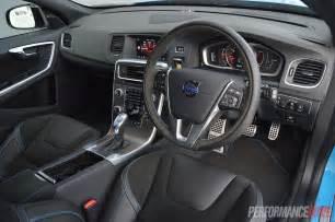 Volvo V60 Interior 2015 Volvo V60 Polestar Review Performancedrive
