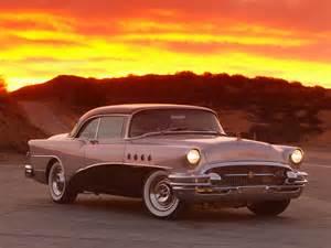 Sunset Buick 1955 Buick Roadmaster Of Leno Front Angle Sunset