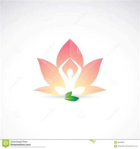 lotus position images lotus position stock image image 30538561