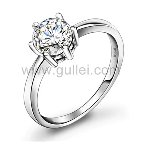 personalized cheap engagement ring for