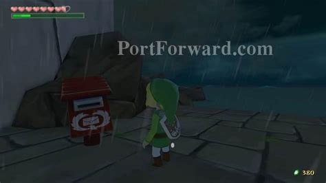 Letter Wind Waker The Legend Of The Wind Waker Walkthrough 8 3 Windfall Island