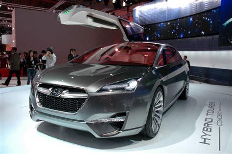 subaru hybrid sedan car photos 187 subaru hybrid tourer concept the future is cool