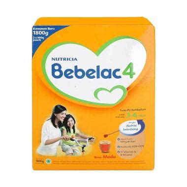 Bebelac 3 Madu 1800gr Jual Weekend Deal Bebelac 4 Madu Formula Box