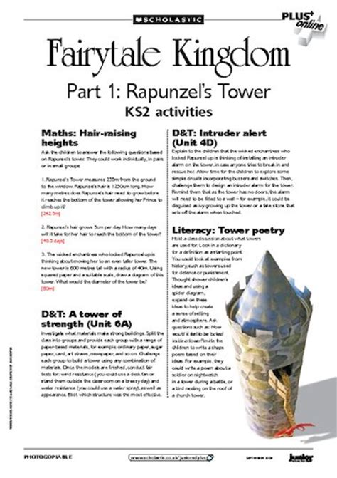 romans ks2 sle lesson plan linked to story by uk rapunzel s tower ks2 activities primary ks1 teaching