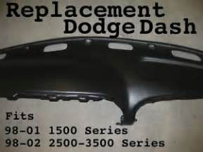 2001 Dodge Ram 2500 Dash Replacement Buy 1998 2001 Dodge Ram 1500 Dash Cover Cap Truck