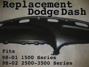 2001 Dodge Ram Dash Replacement Buy 1998 2001 Dodge Ram 1500 Dash Cover Cap Truck