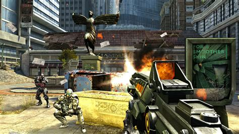 shooting games top best android shooting games 2013 heavy com