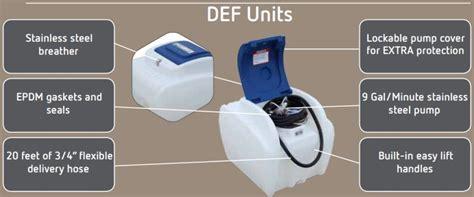 Diesel Exhaust Fluid Shelf by Diesel Exhaust Fluid Tanks Portable Def Tanks