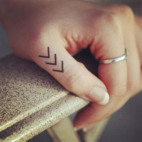 Chevron Pattern Tattoo Meaning | 32 inspirational tattoos with meaning and expression