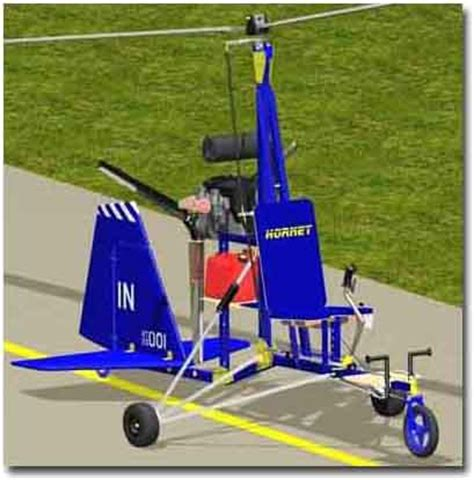 hornet plans built sport gyroplane images frompo