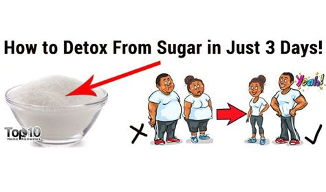 How To Detox Your From In 3 Days by Lose Weight Feel Better Sugar Detox In Just 3 Days Top