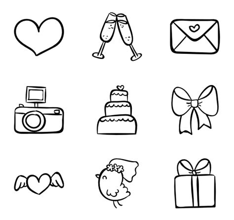 Wedding Font Icon by 77 Icon Packs Vector Icon Packs Svg Psd Png