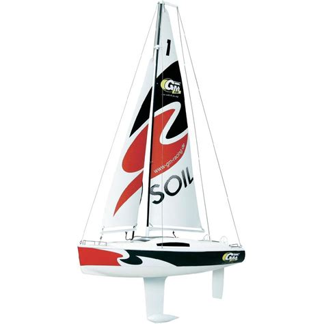 sailing boat rc graupner rc model sailing boat rtr 260 mm from conrad