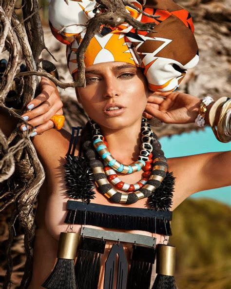 Tribal Inspired Clothes by Fashpa