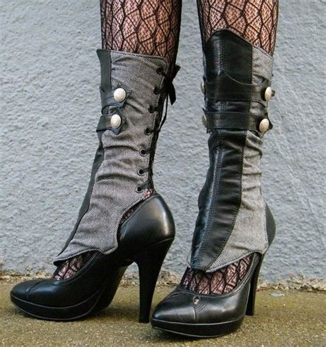 25 best ideas about steunk spats on spats shoes steunk fashion and steunk