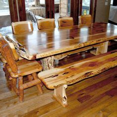 aspen dining room table cabin stuff pinterest log furniture log furniture manufacturers here http