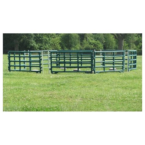 pen panels corral pen system pen 8 panels and 4 arches jumps for sale