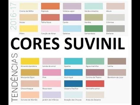 lista imagenes latex tintas suvinil cores 2017 2018 com simulador de cores