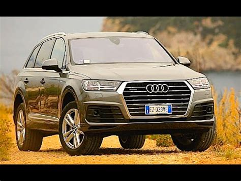 Audi Q7 Offroad by New Audi Q7 2015 First Off Road Test Drive Costa