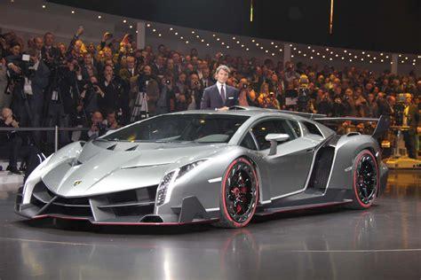 Lamborghini Only 4 Made Look Lamborghini Veneno Thedetroitbureau