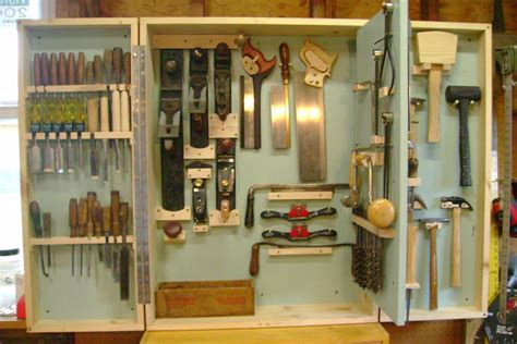 hanging tool cabinet  brian  lumberjockscom