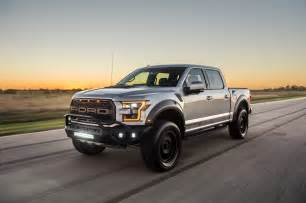 Ford Raptor Hennessey Performance Hennessey Velociraptor Road